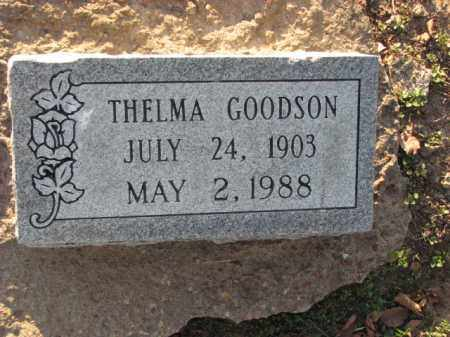 GOODSON, THELMA - Poinsett County, Arkansas | THELMA GOODSON - Arkansas Gravestone Photos