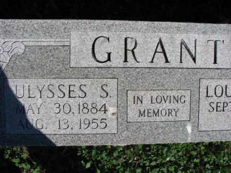 GRANT, ULYSSES S. - Poinsett County, Arkansas | ULYSSES S. GRANT - Arkansas Gravestone Photos