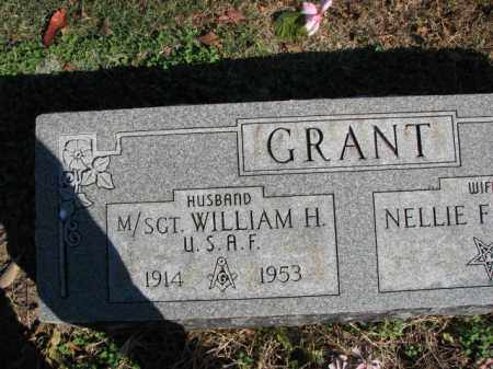 GRANT (VETERAN), WILLIAM H - Poinsett County, Arkansas | WILLIAM H GRANT (VETERAN) - Arkansas Gravestone Photos