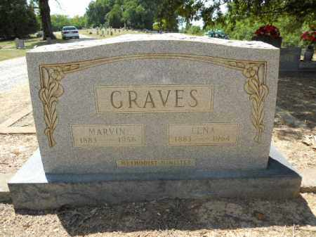 GRAVES, LENA - Poinsett County, Arkansas | LENA GRAVES - Arkansas Gravestone Photos