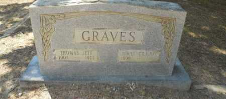 GRAVES, JEWEL - Poinsett County, Arkansas | JEWEL GRAVES - Arkansas Gravestone Photos