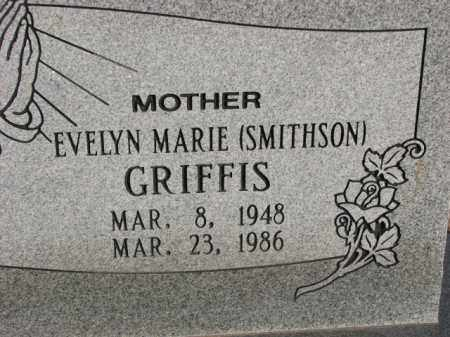 GRIFFIS, EVELYN MARIE - Poinsett County, Arkansas | EVELYN MARIE GRIFFIS - Arkansas Gravestone Photos
