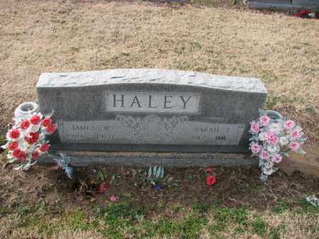 HALEY, SARAH E. - Poinsett County, Arkansas | SARAH E. HALEY - Arkansas Gravestone Photos