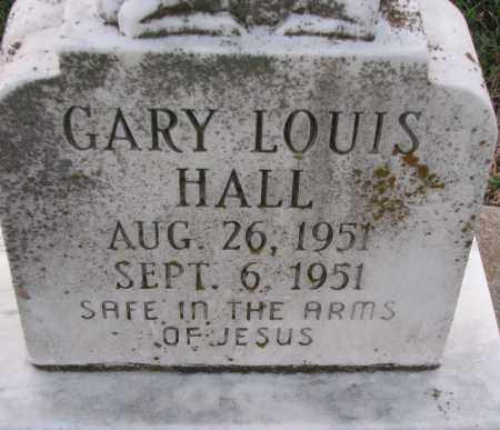 HALL, GARY LOUIS - Poinsett County, Arkansas | GARY LOUIS HALL - Arkansas Gravestone Photos
