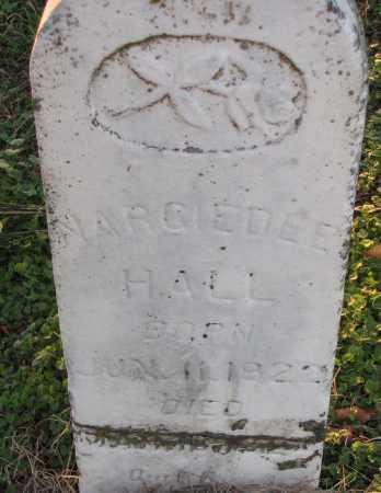 HALL, MARGIEDEE - Poinsett County, Arkansas   MARGIEDEE HALL - Arkansas Gravestone Photos