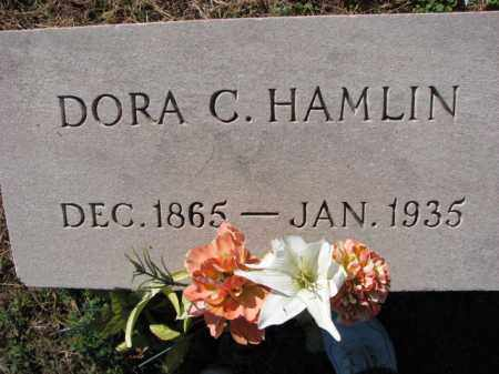 HAMLIN, DORA C. - Poinsett County, Arkansas | DORA C. HAMLIN - Arkansas Gravestone Photos