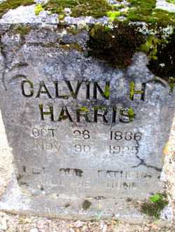 HARRIS, CALVIN H. - Poinsett County, Arkansas | CALVIN H. HARRIS - Arkansas Gravestone Photos