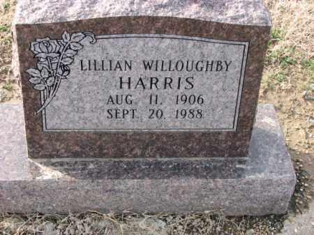 WILLOUGHBY HARRIS, LILLIAN - Poinsett County, Arkansas | LILLIAN WILLOUGHBY HARRIS - Arkansas Gravestone Photos