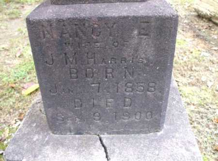 HARRIS, NANCY E. - Poinsett County, Arkansas | NANCY E. HARRIS - Arkansas Gravestone Photos