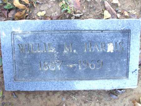 HARRIS, WILLIE M. - Poinsett County, Arkansas | WILLIE M. HARRIS - Arkansas Gravestone Photos