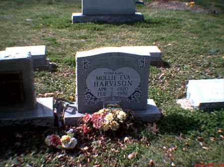 HARVISON, MOLLY EVA - Poinsett County, Arkansas | MOLLY EVA HARVISON - Arkansas Gravestone Photos
