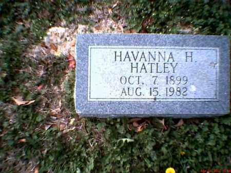 HATLEY, HAVANNA - Poinsett County, Arkansas | HAVANNA HATLEY - Arkansas Gravestone Photos