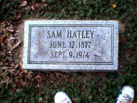 HATLEY, SAMUEL - Poinsett County, Arkansas | SAMUEL HATLEY - Arkansas Gravestone Photos