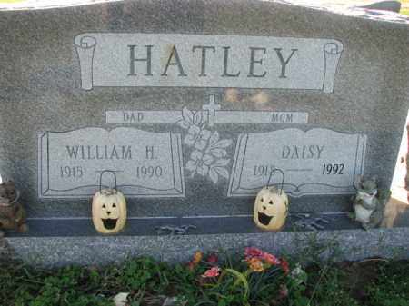 HATLEY, DAISY - Poinsett County, Arkansas | DAISY HATLEY - Arkansas Gravestone Photos