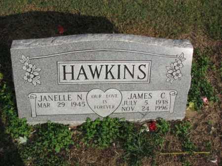 HAWKINS, JAMES C. - Poinsett County, Arkansas | JAMES C. HAWKINS - Arkansas Gravestone Photos