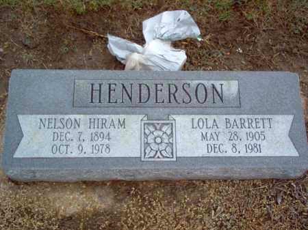 BARRETT HENDERSON, LOLA - Poinsett County, Arkansas | LOLA BARRETT HENDERSON - Arkansas Gravestone Photos