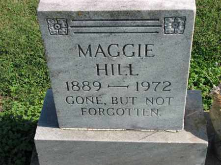 HILL, MAGGIE - Poinsett County, Arkansas | MAGGIE HILL - Arkansas Gravestone Photos