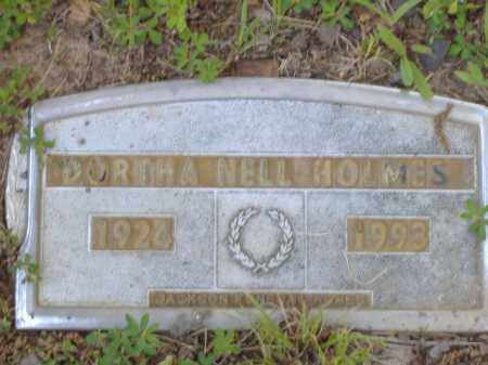 HOLMES, DORTHA NELL - Poinsett County, Arkansas | DORTHA NELL HOLMES - Arkansas Gravestone Photos