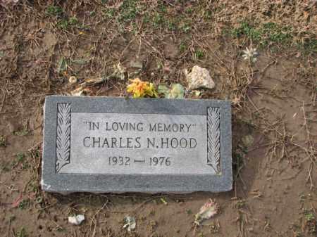 HOOD, CHARLES N. - Poinsett County, Arkansas | CHARLES N. HOOD - Arkansas Gravestone Photos