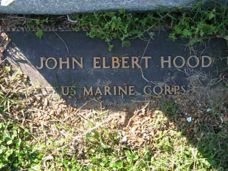 HOOD (VETERAN), JOHN ELBERT - Poinsett County, Arkansas | JOHN ELBERT HOOD (VETERAN) - Arkansas Gravestone Photos