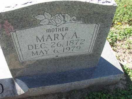 HOSFORD, MARY A. - Poinsett County, Arkansas | MARY A. HOSFORD - Arkansas Gravestone Photos