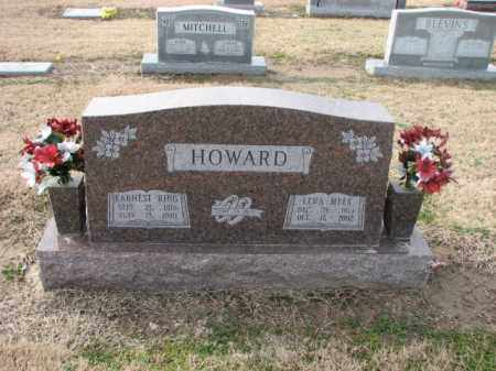 HOWARD, LENA - Poinsett County, Arkansas | LENA HOWARD - Arkansas Gravestone Photos