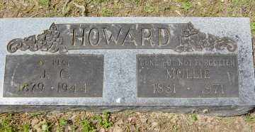 HOWARD, J. C. - Poinsett County, Arkansas | J. C. HOWARD - Arkansas Gravestone Photos