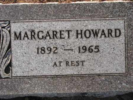 HOWARD, MARGARET - Poinsett County, Arkansas | MARGARET HOWARD - Arkansas Gravestone Photos