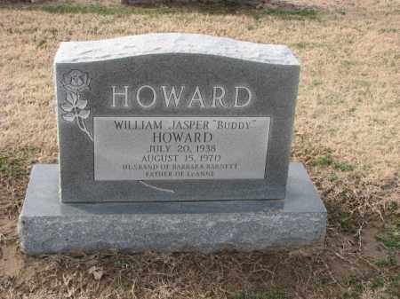 "HOWARD, WILLIAM JASPER ""BUDDY"" - Poinsett County, Arkansas | WILLIAM JASPER ""BUDDY"" HOWARD - Arkansas Gravestone Photos"