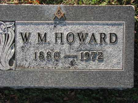 HOWARD, W.M. - Poinsett County, Arkansas | W.M. HOWARD - Arkansas Gravestone Photos