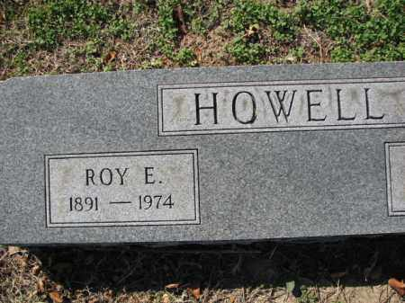 HOWELL, ROY E. - Poinsett County, Arkansas | ROY E. HOWELL - Arkansas Gravestone Photos