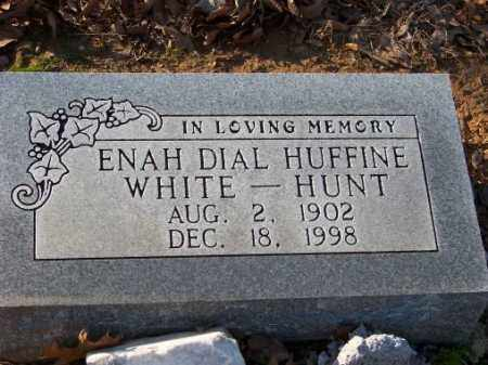 HUNT, ENAH - Poinsett County, Arkansas | ENAH HUNT - Arkansas Gravestone Photos