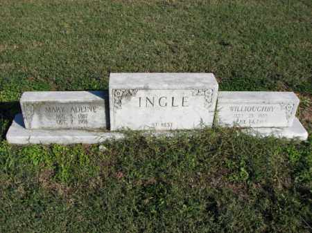 INGLE, MARY ADLINE - Poinsett County, Arkansas | MARY ADLINE INGLE - Arkansas Gravestone Photos