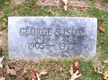 ISOM, GEORGE S - Poinsett County, Arkansas | GEORGE S ISOM - Arkansas Gravestone Photos