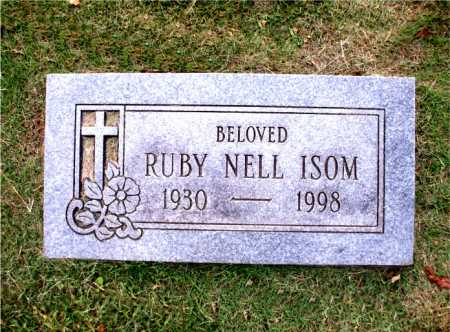 ISOM, RUBY NELL - Poinsett County, Arkansas | RUBY NELL ISOM - Arkansas Gravestone Photos