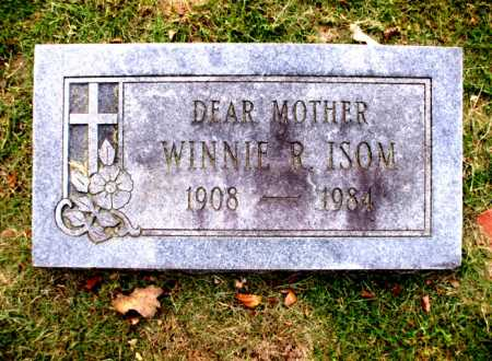 ISOM, WINNIE R - Poinsett County, Arkansas | WINNIE R ISOM - Arkansas Gravestone Photos