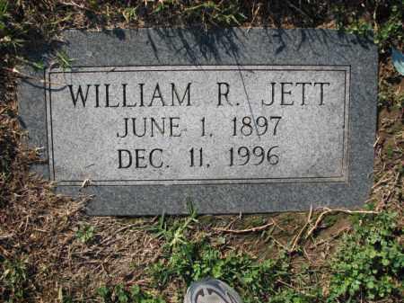 JETT, WILLIAM R. - Poinsett County, Arkansas | WILLIAM R. JETT - Arkansas Gravestone Photos