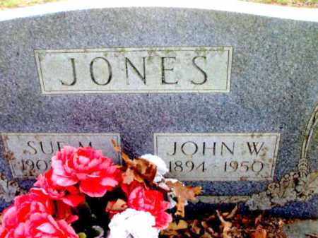 JONES, JOHN W - Poinsett County, Arkansas | JOHN W JONES - Arkansas Gravestone Photos