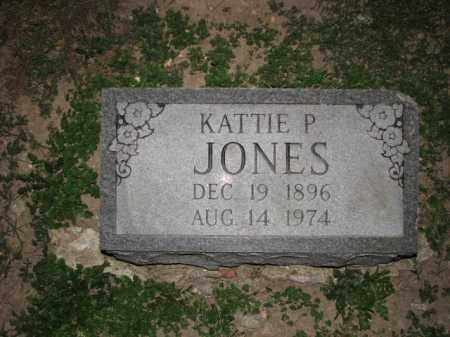 JONES, KATTIE P. - Poinsett County, Arkansas | KATTIE P. JONES - Arkansas Gravestone Photos