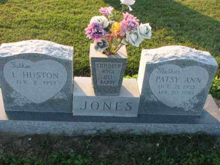 JONES, PATSY ANN - Poinsett County, Arkansas | PATSY ANN JONES - Arkansas Gravestone Photos