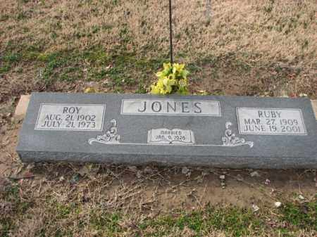 JONES, ROY - Poinsett County, Arkansas | ROY JONES - Arkansas Gravestone Photos