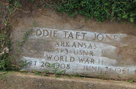 JONES (VETERAN WWII), EDDIE TAFT - Poinsett County, Arkansas | EDDIE TAFT JONES (VETERAN WWII) - Arkansas Gravestone Photos
