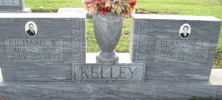 KELLEY, BLANCHE - Poinsett County, Arkansas | BLANCHE KELLEY - Arkansas Gravestone Photos