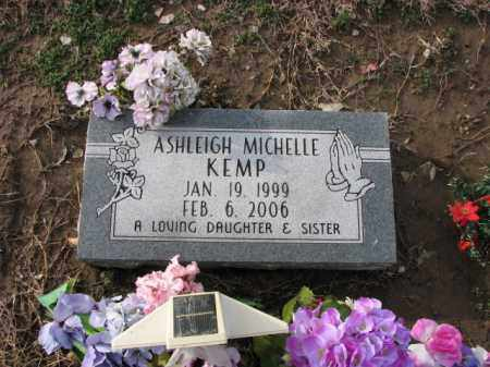 MICHELLE KEMP, ASHLEIGH - Poinsett County, Arkansas | ASHLEIGH MICHELLE KEMP - Arkansas Gravestone Photos