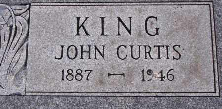 KING, JOHN CURTIS - Poinsett County, Arkansas | JOHN CURTIS KING - Arkansas Gravestone Photos
