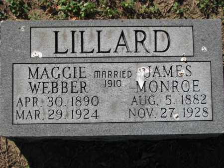 LILLARD, MAGGIE - Poinsett County, Arkansas | MAGGIE LILLARD - Arkansas Gravestone Photos