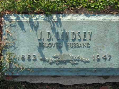 LINDSEY, J.D. - Poinsett County, Arkansas   J.D. LINDSEY - Arkansas Gravestone Photos