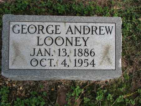 LOONEY, GEORGE ANDREW - Poinsett County, Arkansas | GEORGE ANDREW LOONEY - Arkansas Gravestone Photos