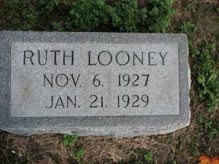 LOONEY, RUTH - Poinsett County, Arkansas | RUTH LOONEY - Arkansas Gravestone Photos