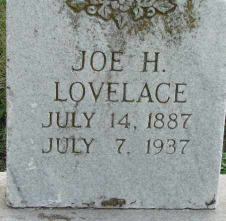 LOVELACE, JOE - Poinsett County, Arkansas | JOE LOVELACE - Arkansas Gravestone Photos
